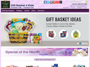 Gift Basket4kids